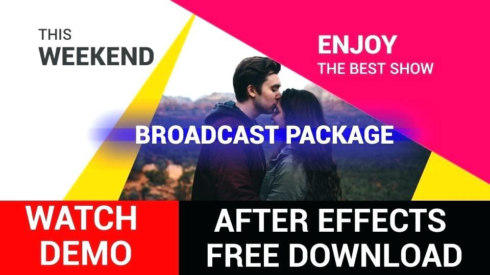 Corporate Timeline After Effects Template Free Download