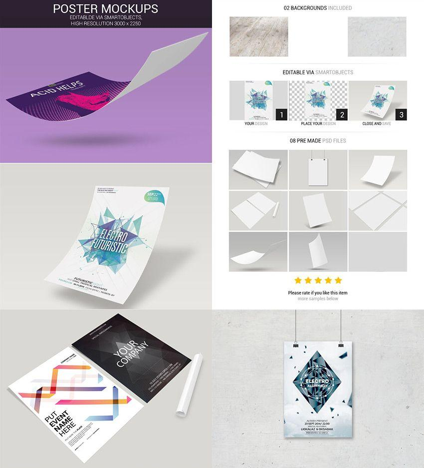 Creative Poster Designs Templates