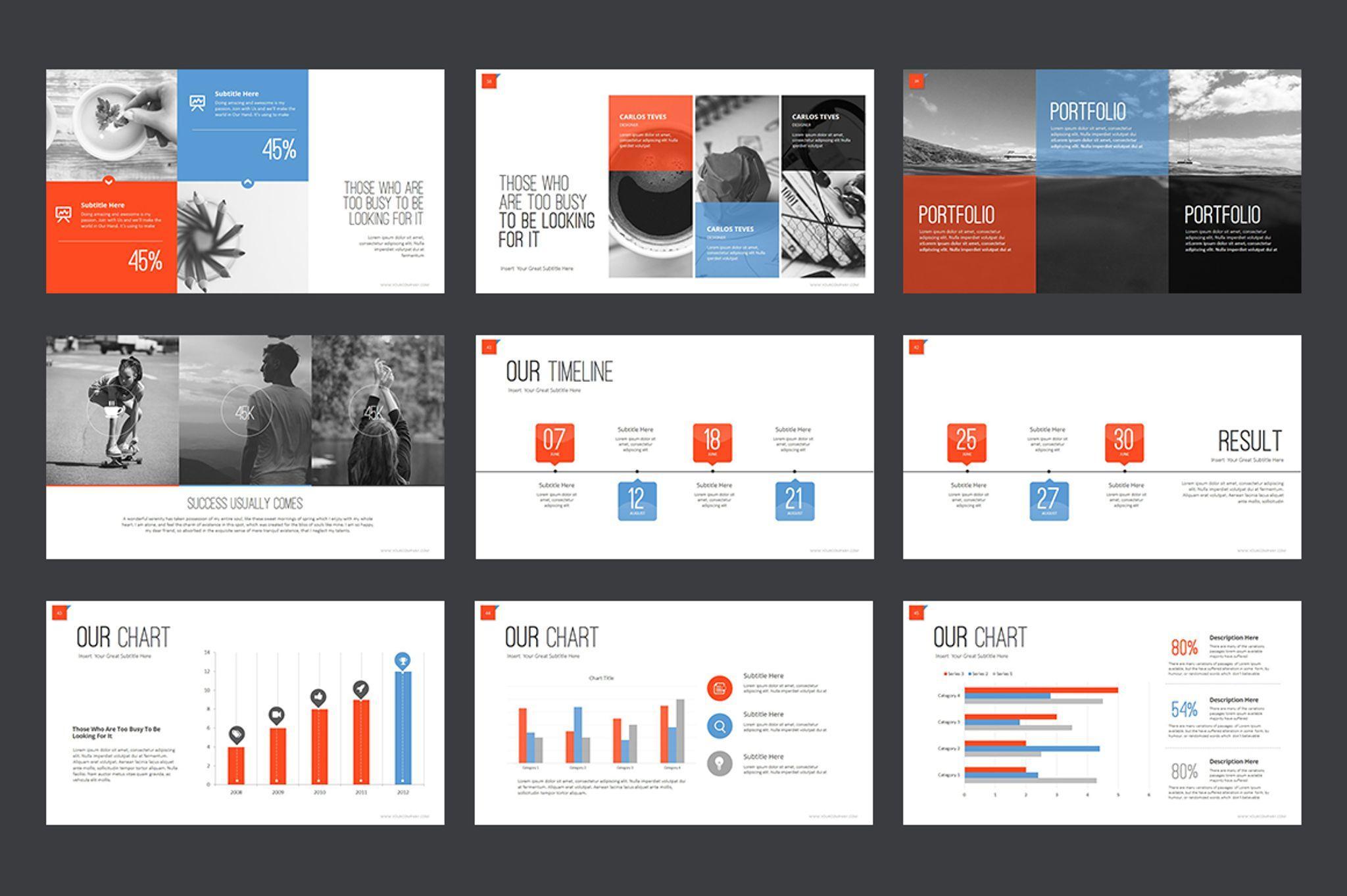 Creative Powerpoint Templates