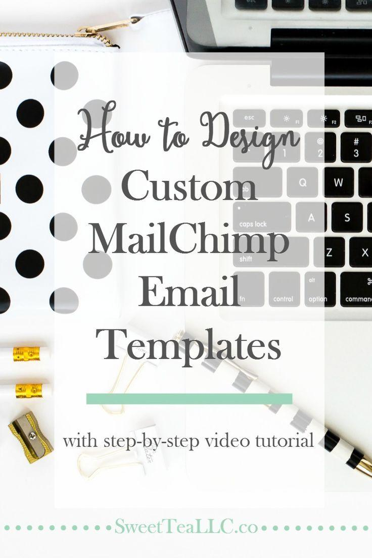 Custom Email Templates Mailchimp