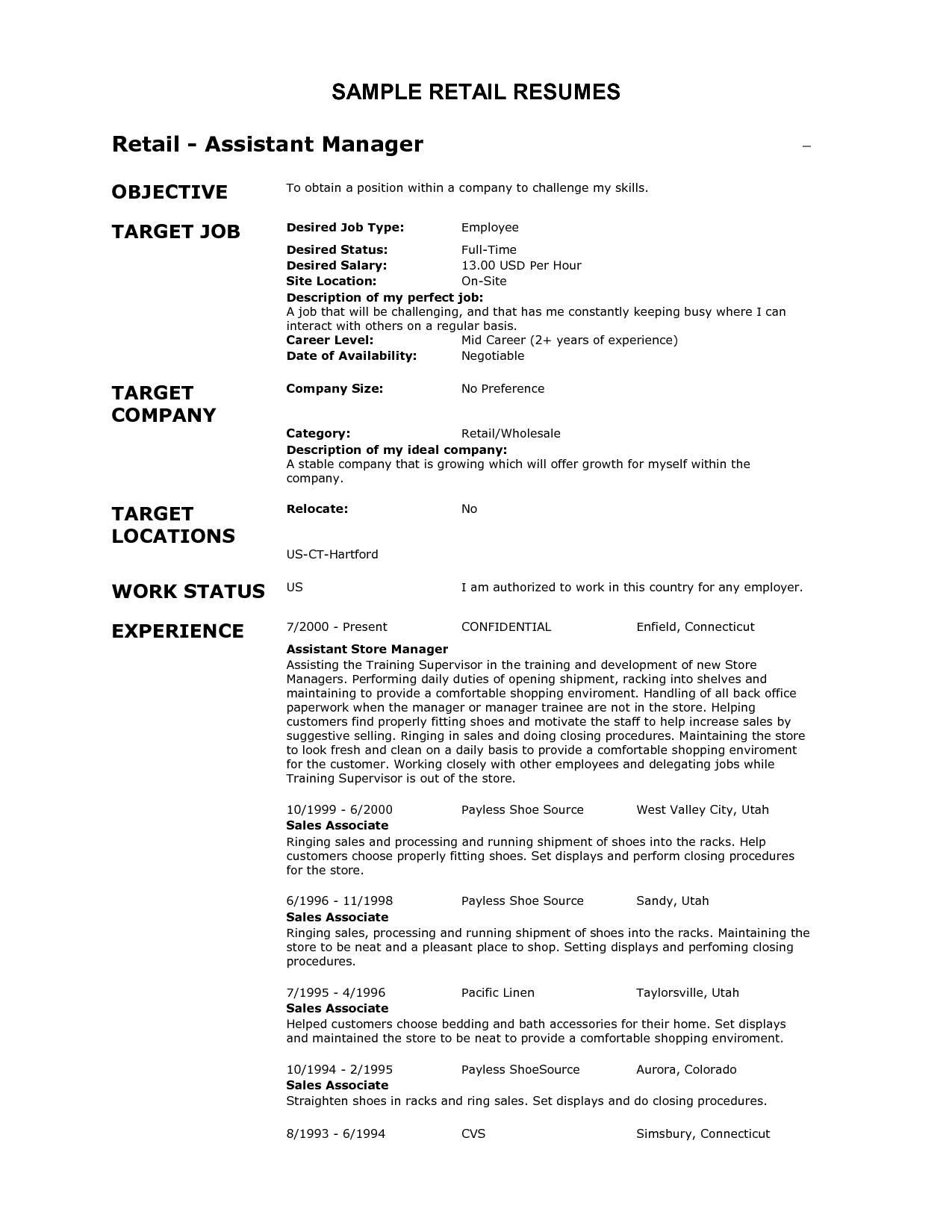 Customer Service Resume Template Australia