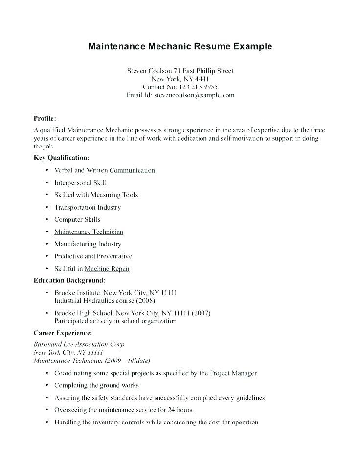 Cv Template For Teenager Ireland