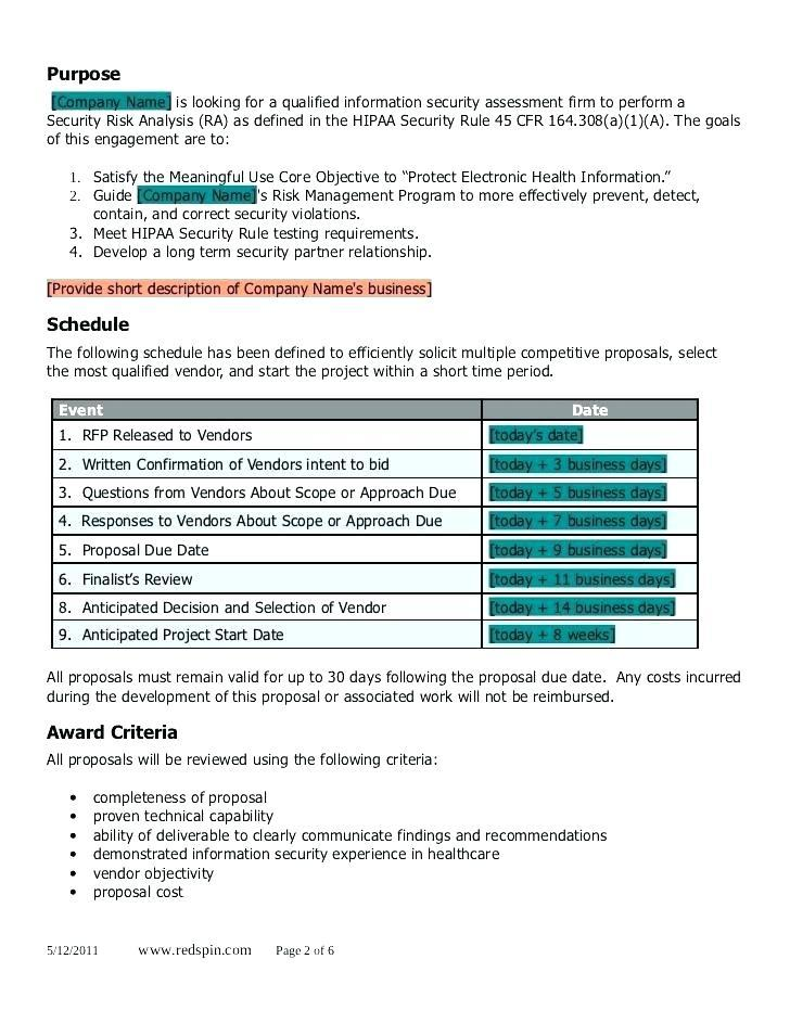 Cyber Security Risk Assessment Template Xls