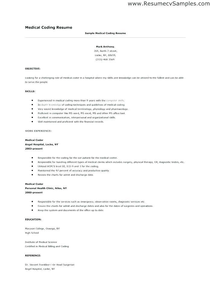 Dental Cv Template Uk
