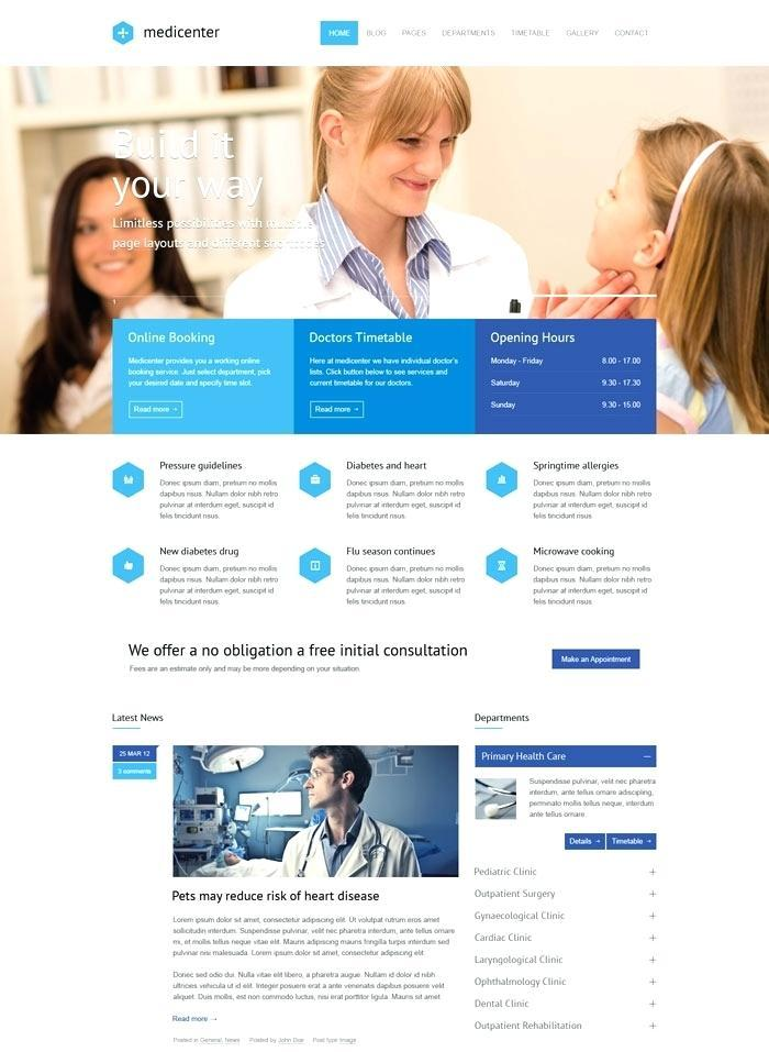 Dental Office Newsletter Template Free