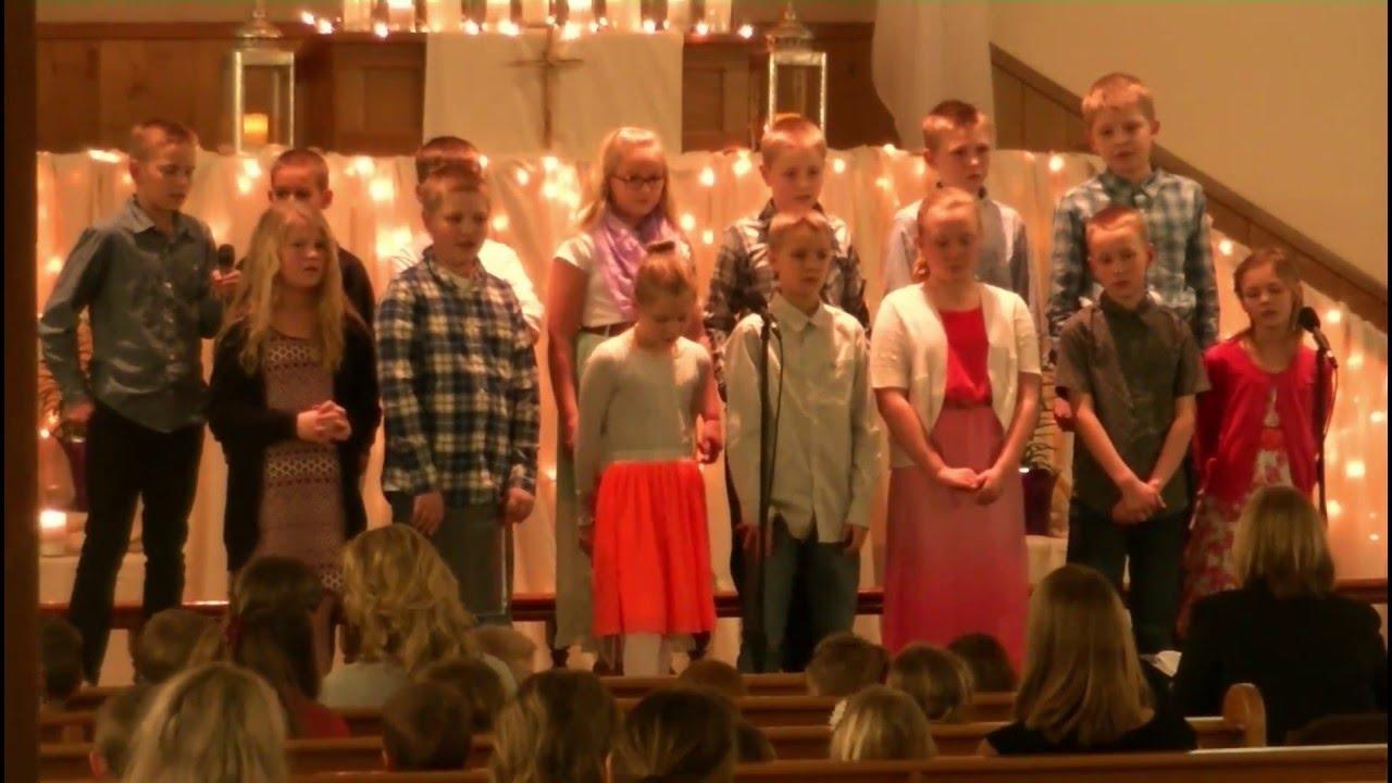 Easter Church Program Templates