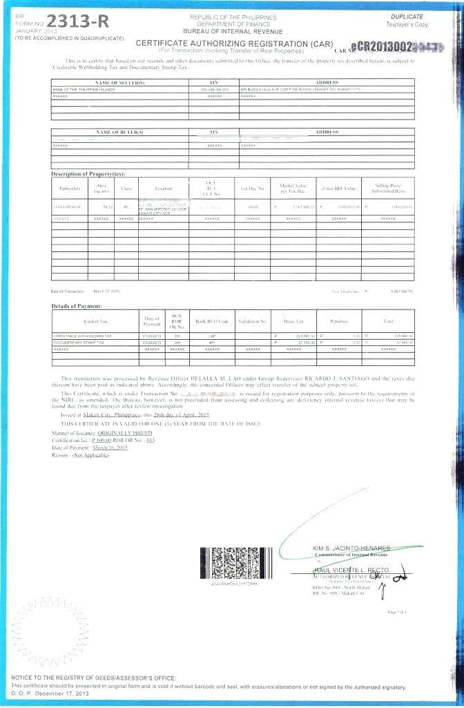 Electrical Installation Invoice Template