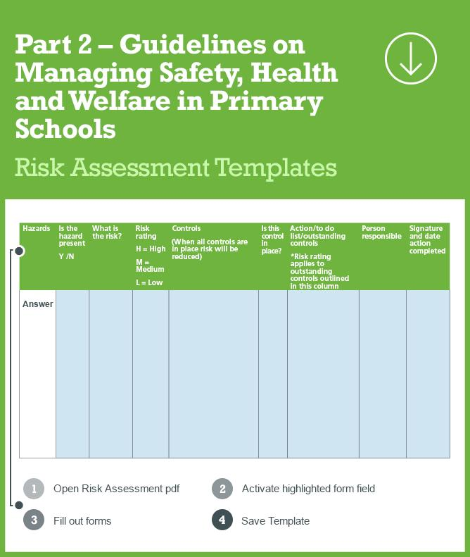 Electrical Maintenance Risk Assessment Template
