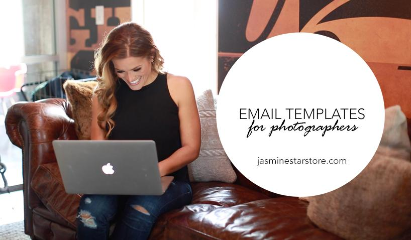 Email Templates For Photographers