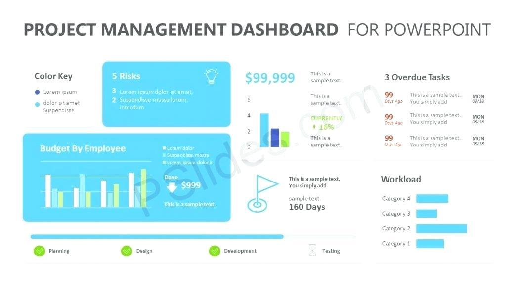 Employee Profile Dashboard Template