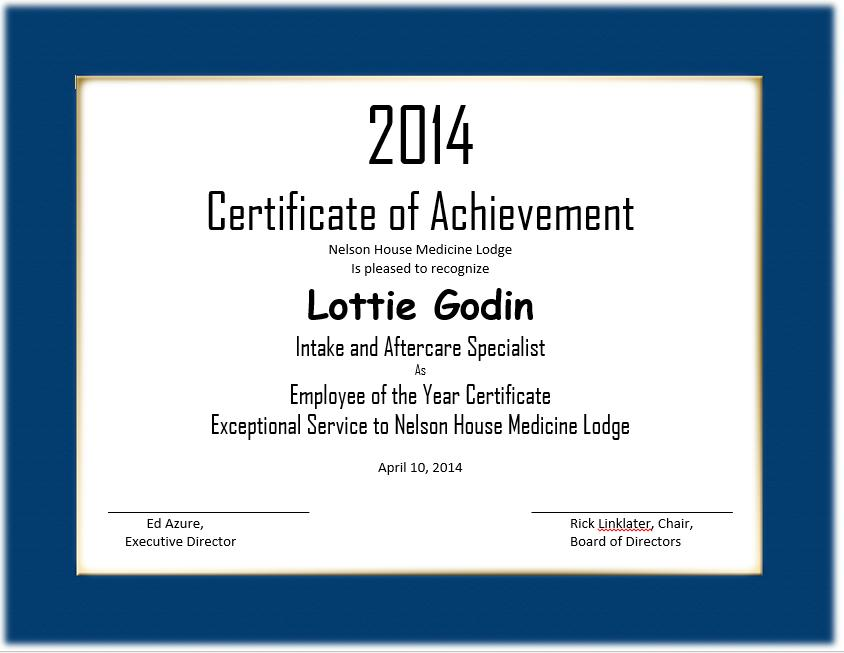 Employee Recognition Award Templates Free