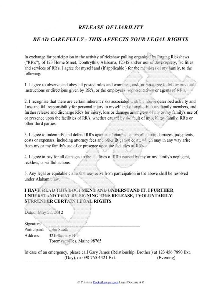 Employers Contract Template