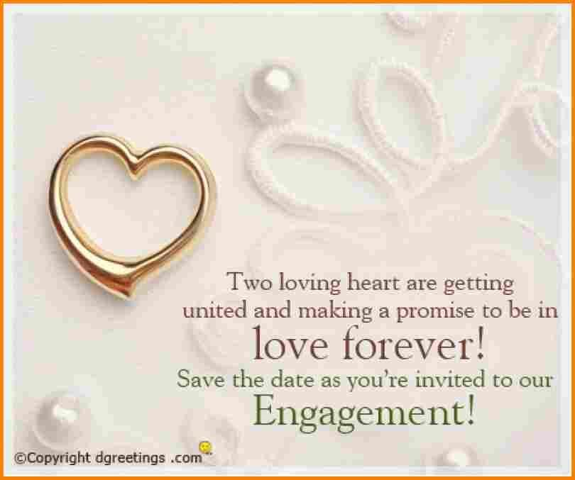Engagement Invitation Templates Online