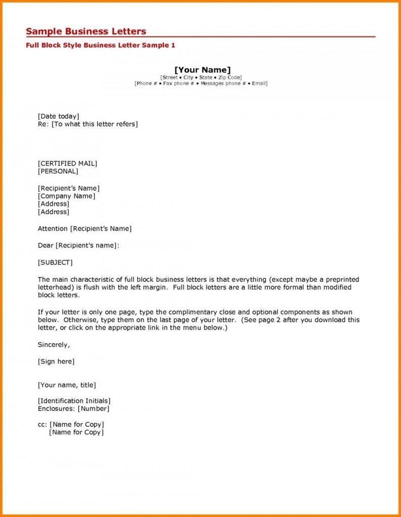 Envelope Window Address Template