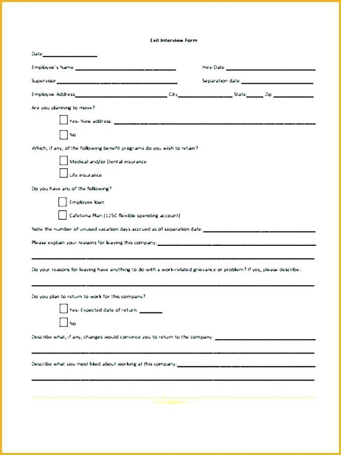 Example Coaching Forms For Employees