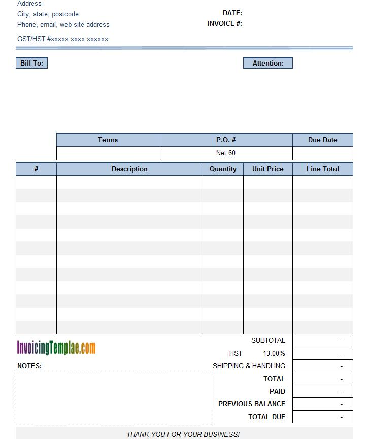 Excel Attorney Billing Template
