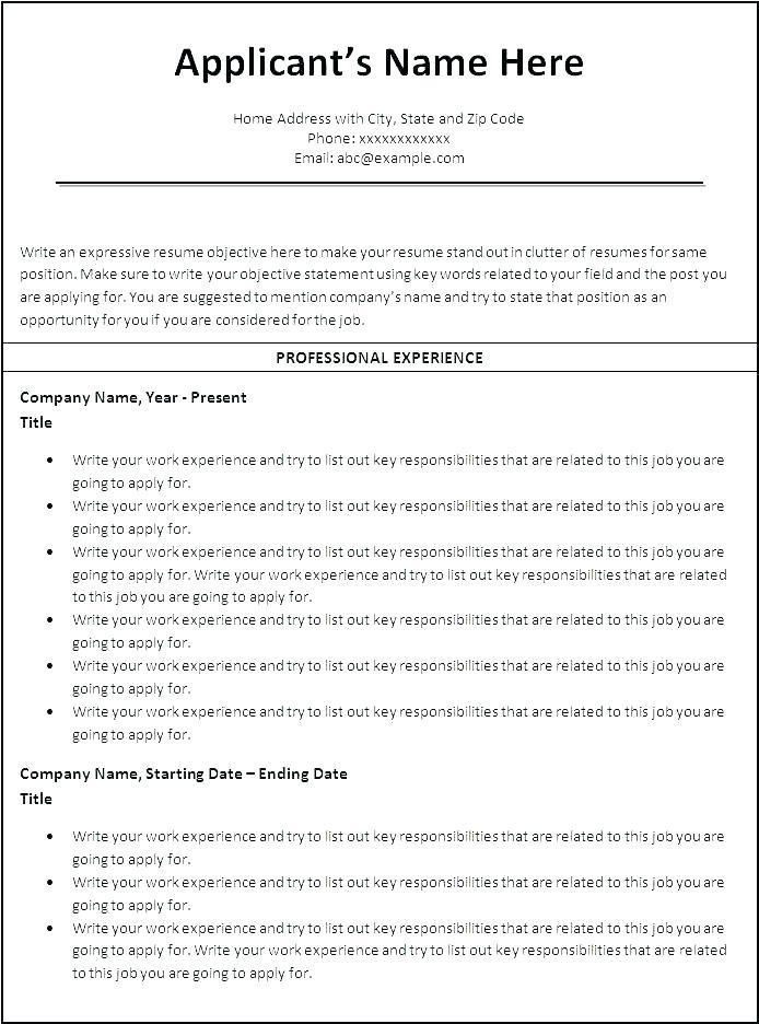 Executive Assistant Resume Examples Free