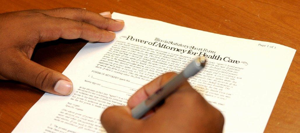 Florida Limited Power Of Attorney Template