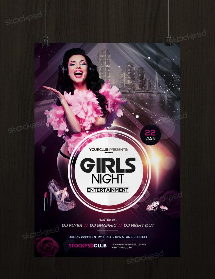 Flyer Design Templates Free Psd