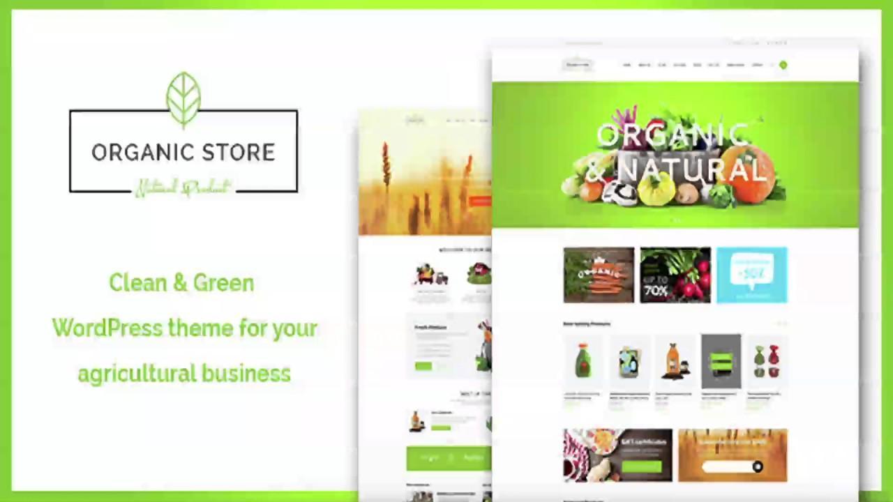 food website templates themeforest