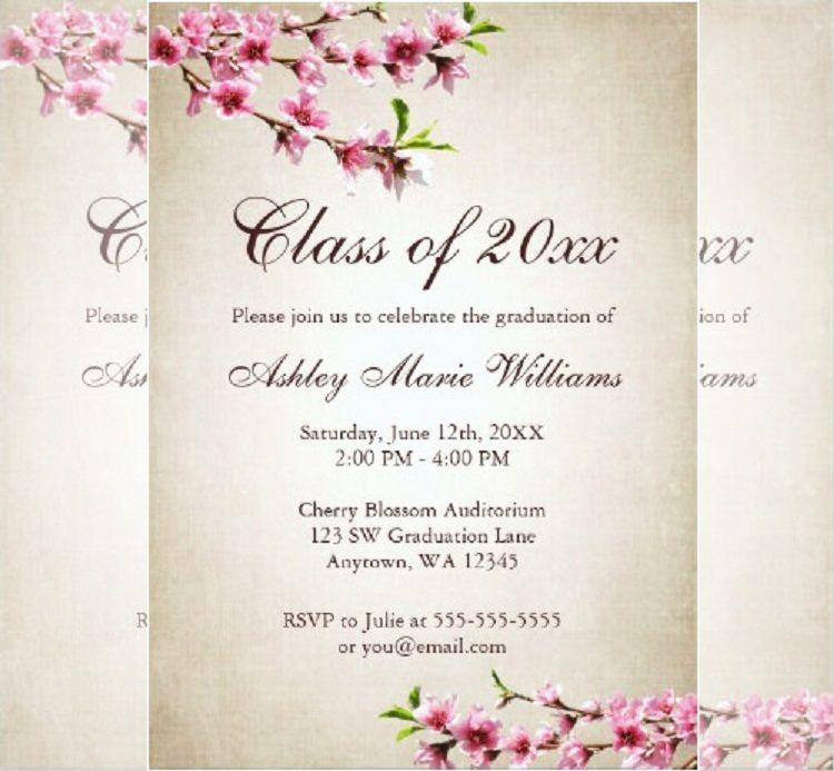 Formal Party Invitations Templates