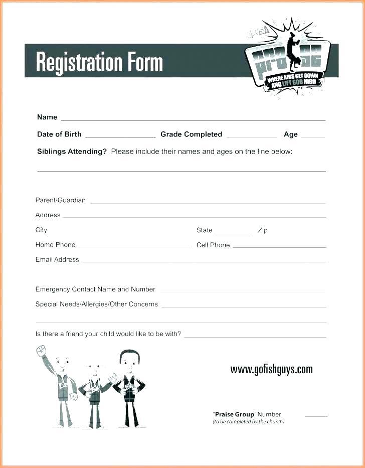 Free Ach Enrollment Form Template