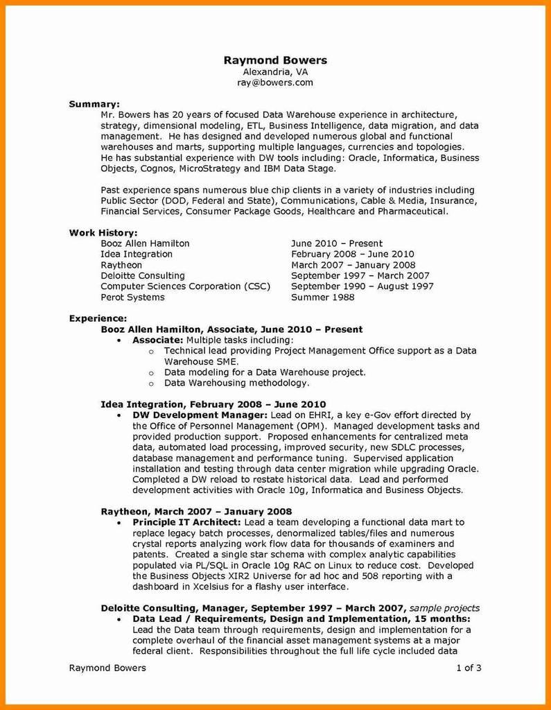 Free Award Winning Resume Templates