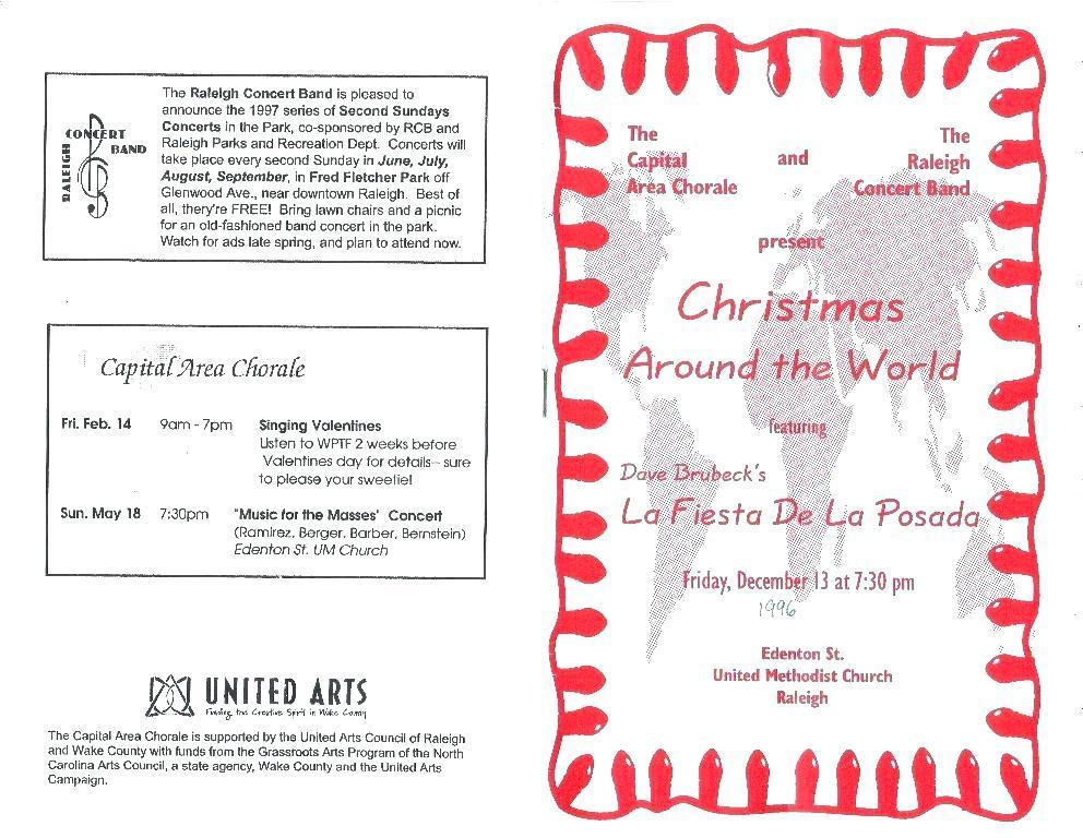 Free Christmas Programs Templates For Church