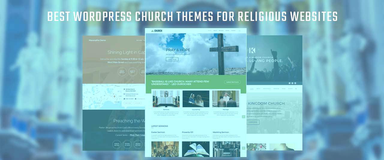 Free Church Web Templates Download