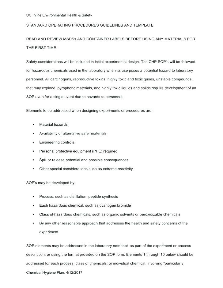 Free Contractor Safety Manual Templates