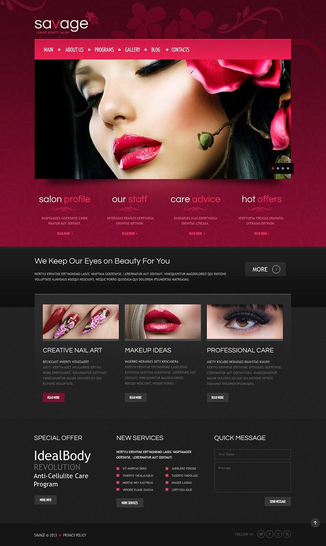 Free Css Wedding Website Templates