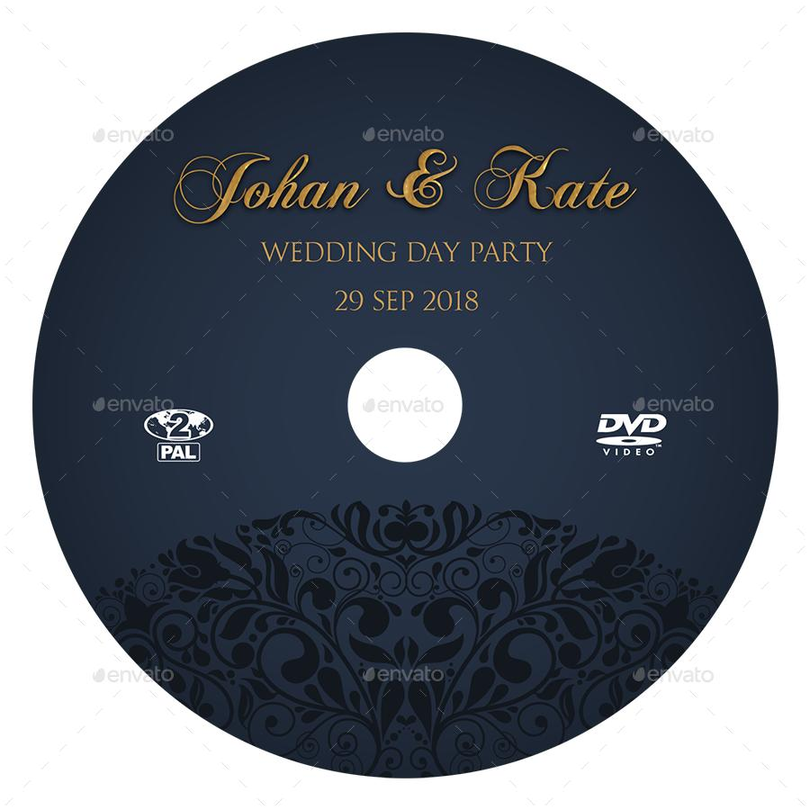 Free Dvd Label Template