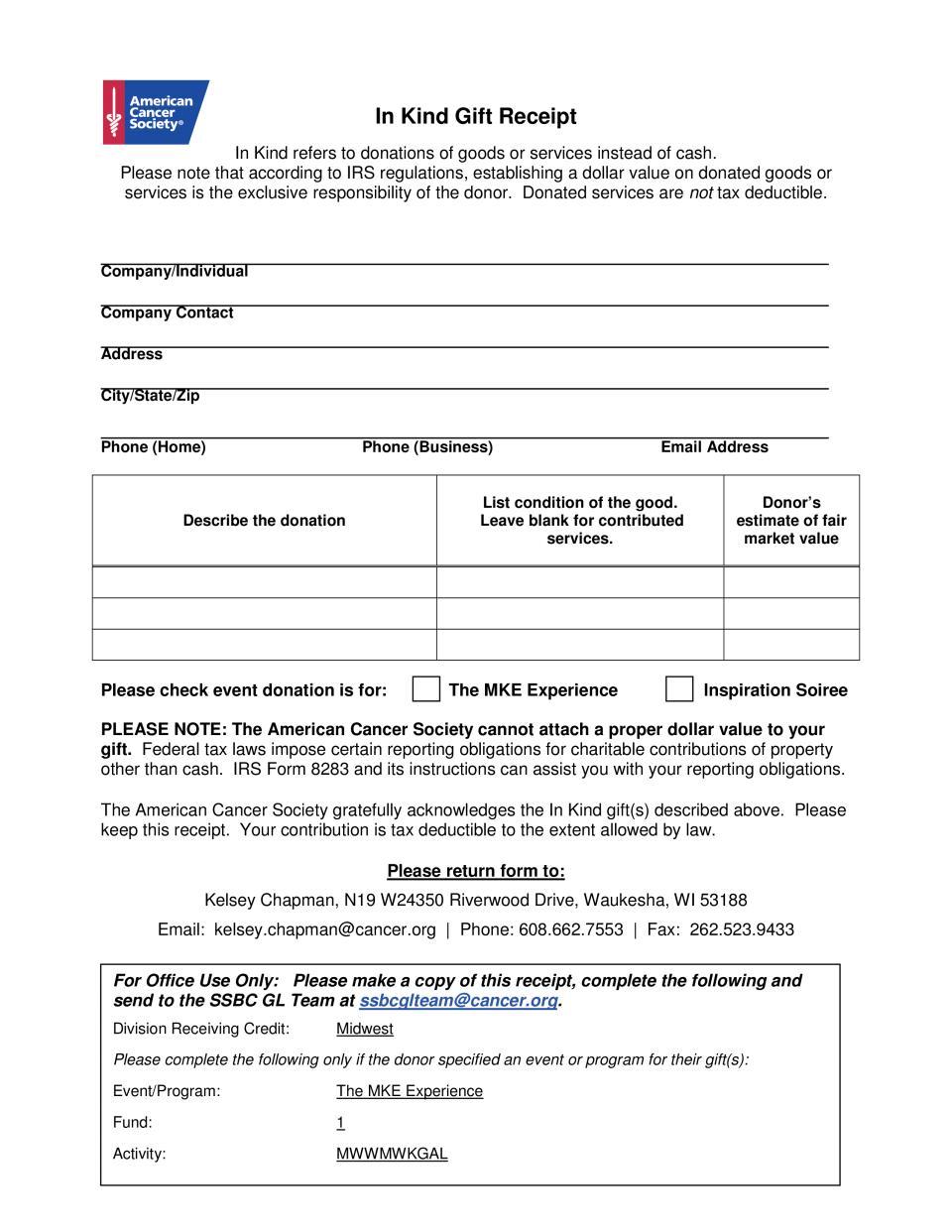 Free Editable Rent Receipt Template