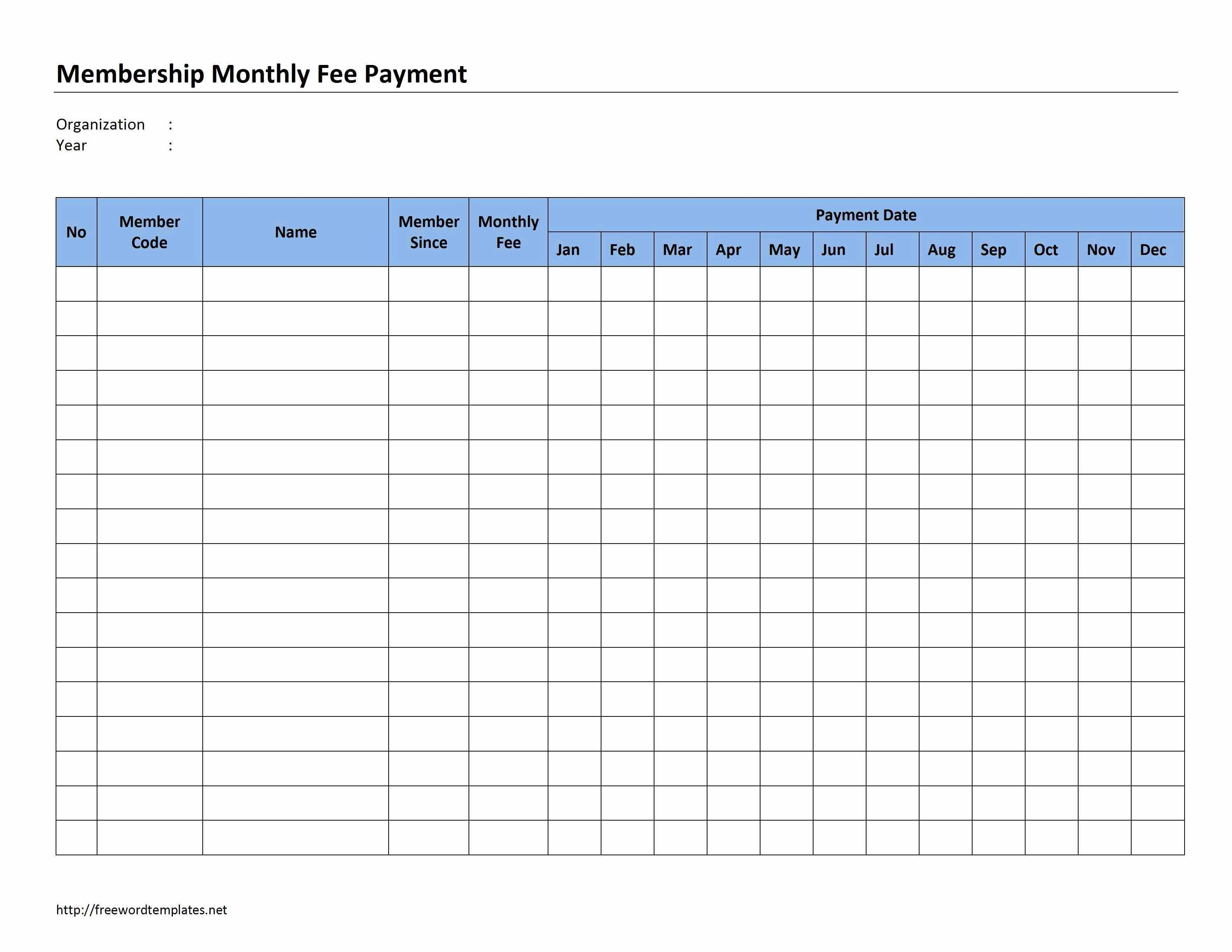 Free Excel Business Expense Tracker Templates