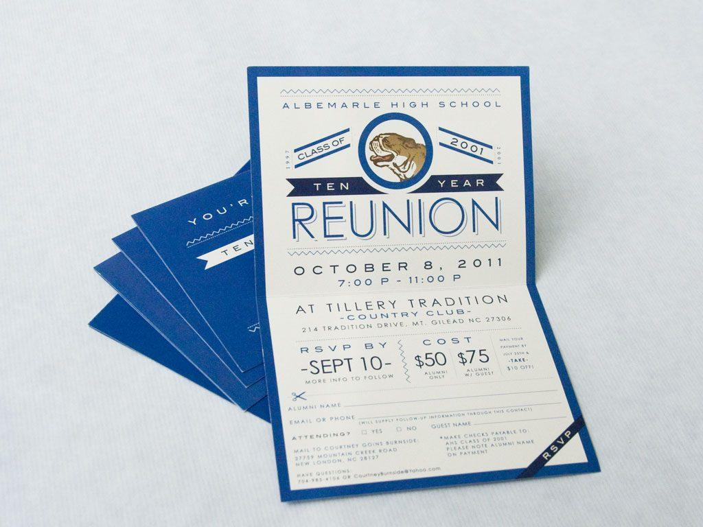 Free Family Reunion Invitation Samples
