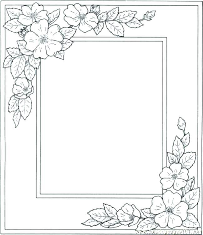 Free Frame Templates For Scrapbooking