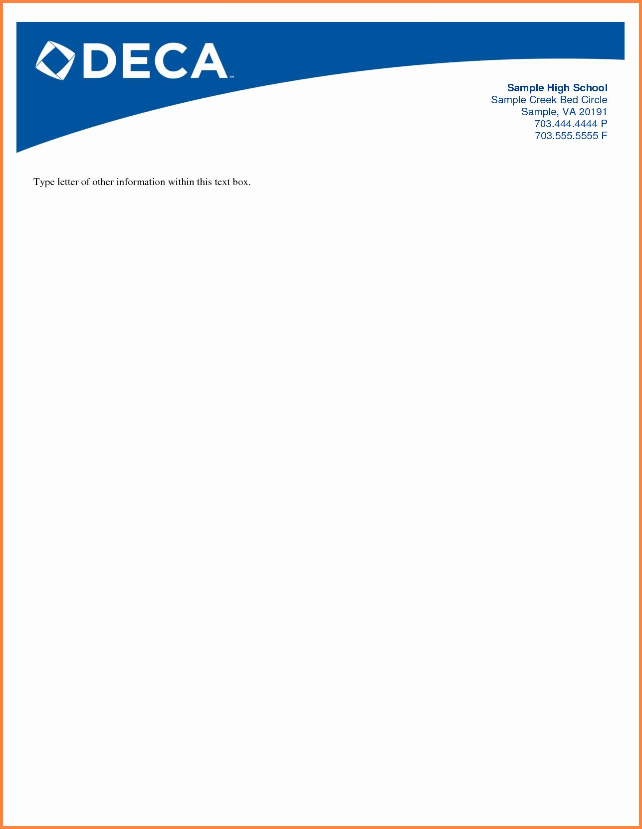 Free Letterhead Templates Download