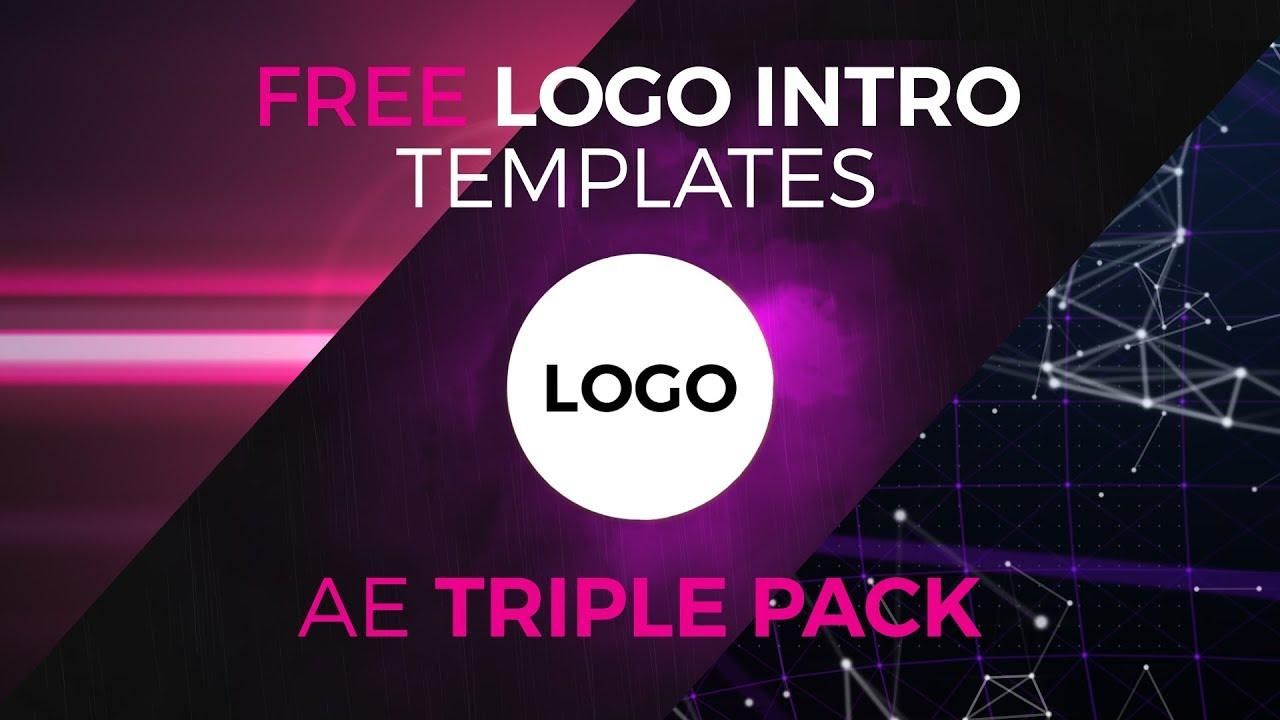 Free Logo Reveal After Effects Templates