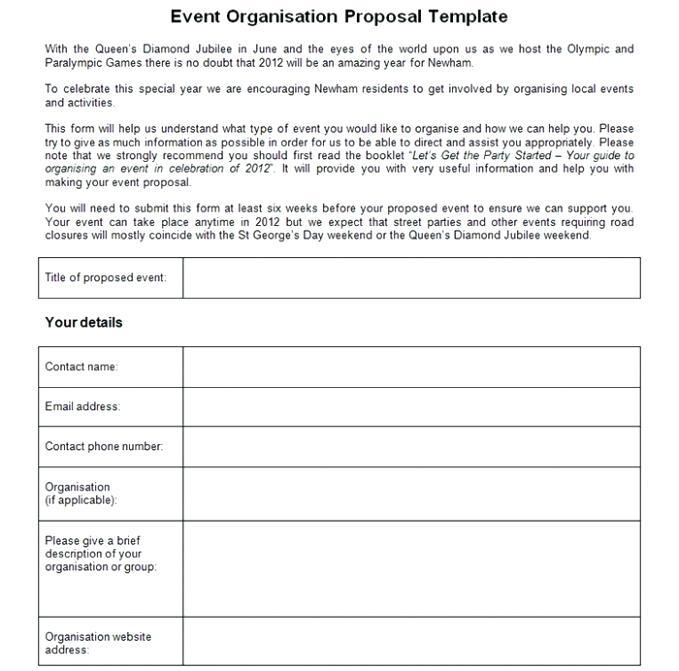 Free Marketing Proposal Template Download