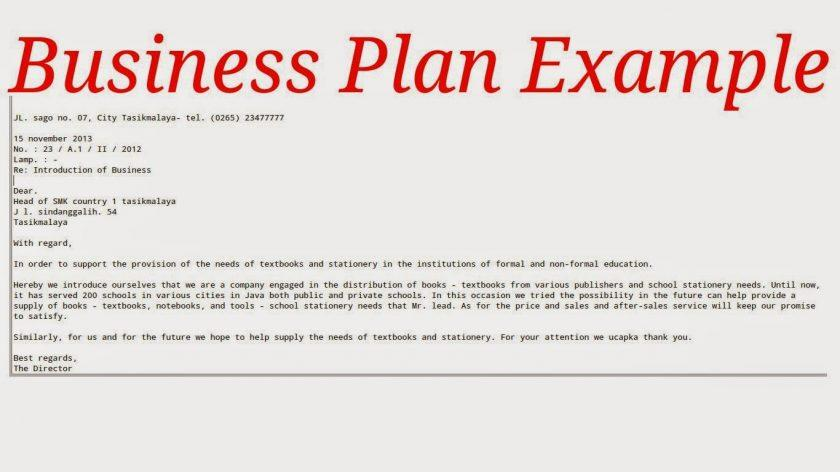 Free Massage Therapy Business Plan Examples