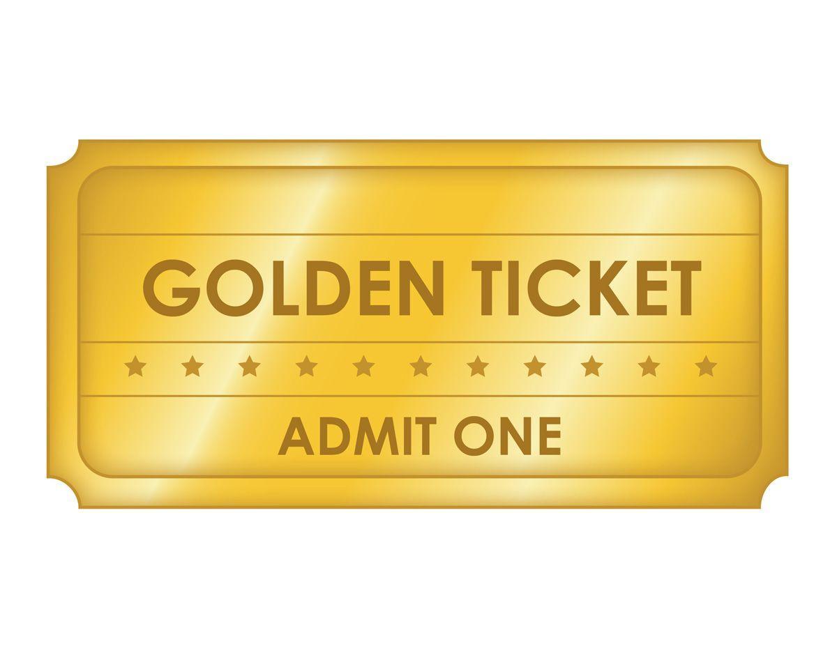 graphic regarding Free Printable Movie Ticket identify Video clip Ticket Printable - Templates #98640 Resume Illustrations