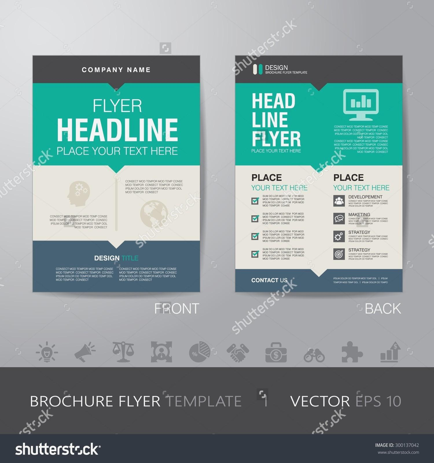 Free Online Flyer Templates For Word