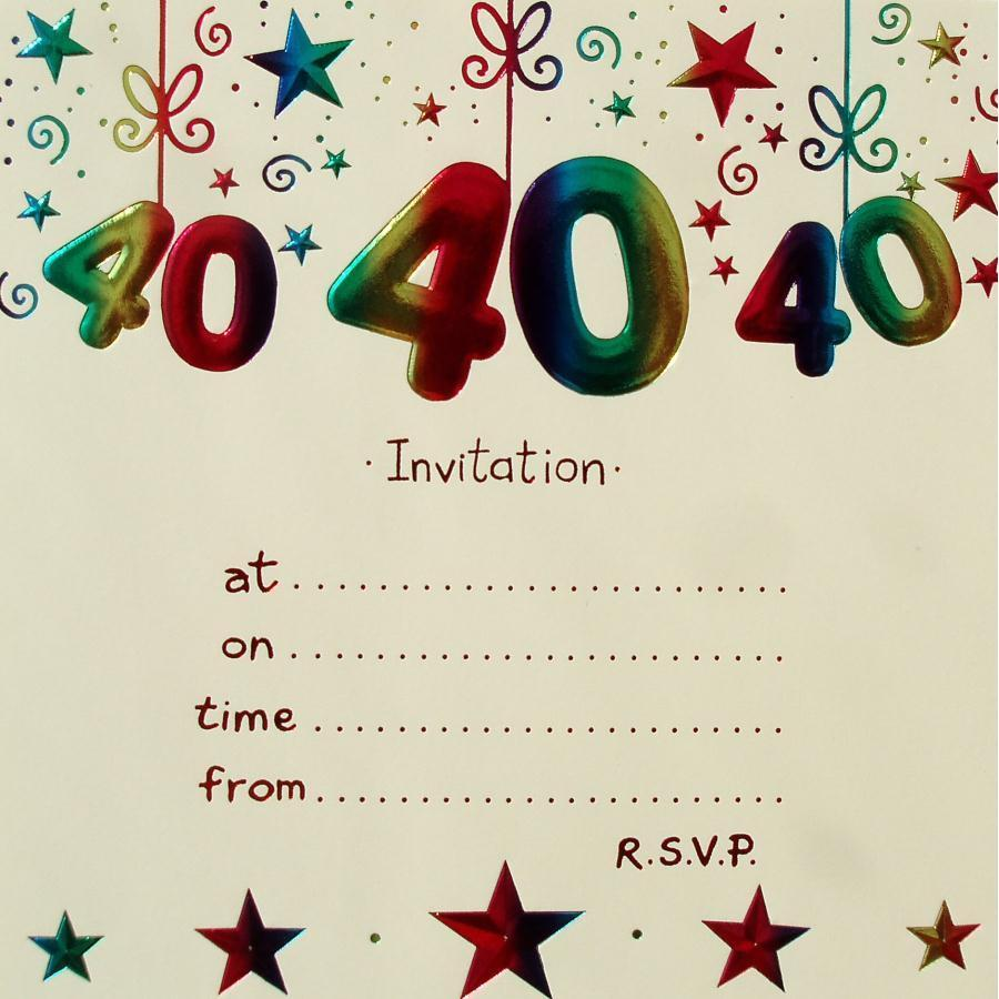 Free Party Invitation Templates With Photo