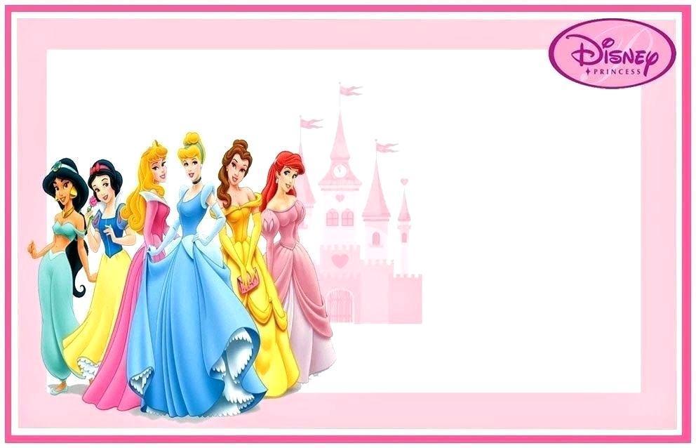 Free Princess Sofia Invitation Template