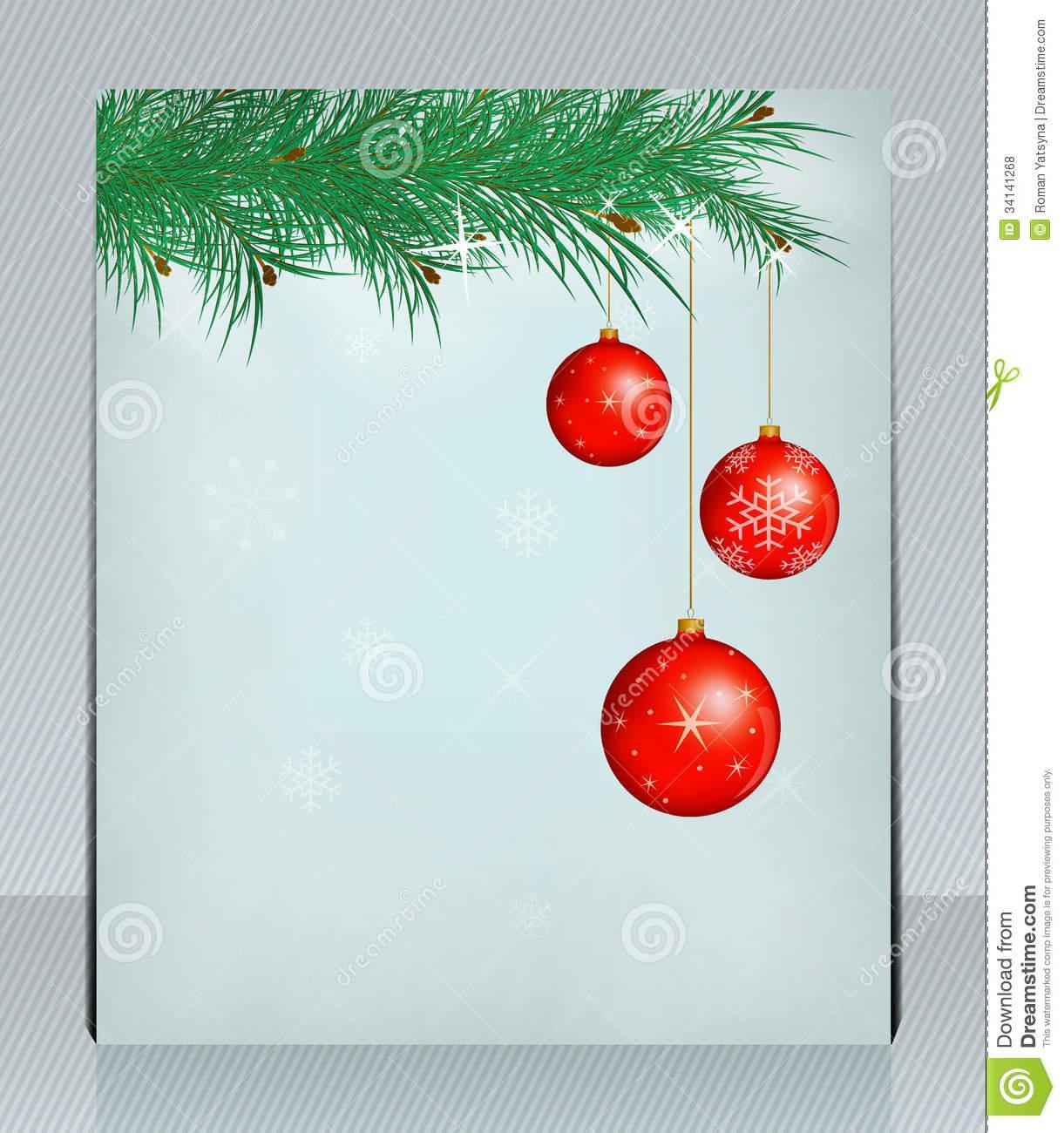 Free Printable Holiday Flyer Templates