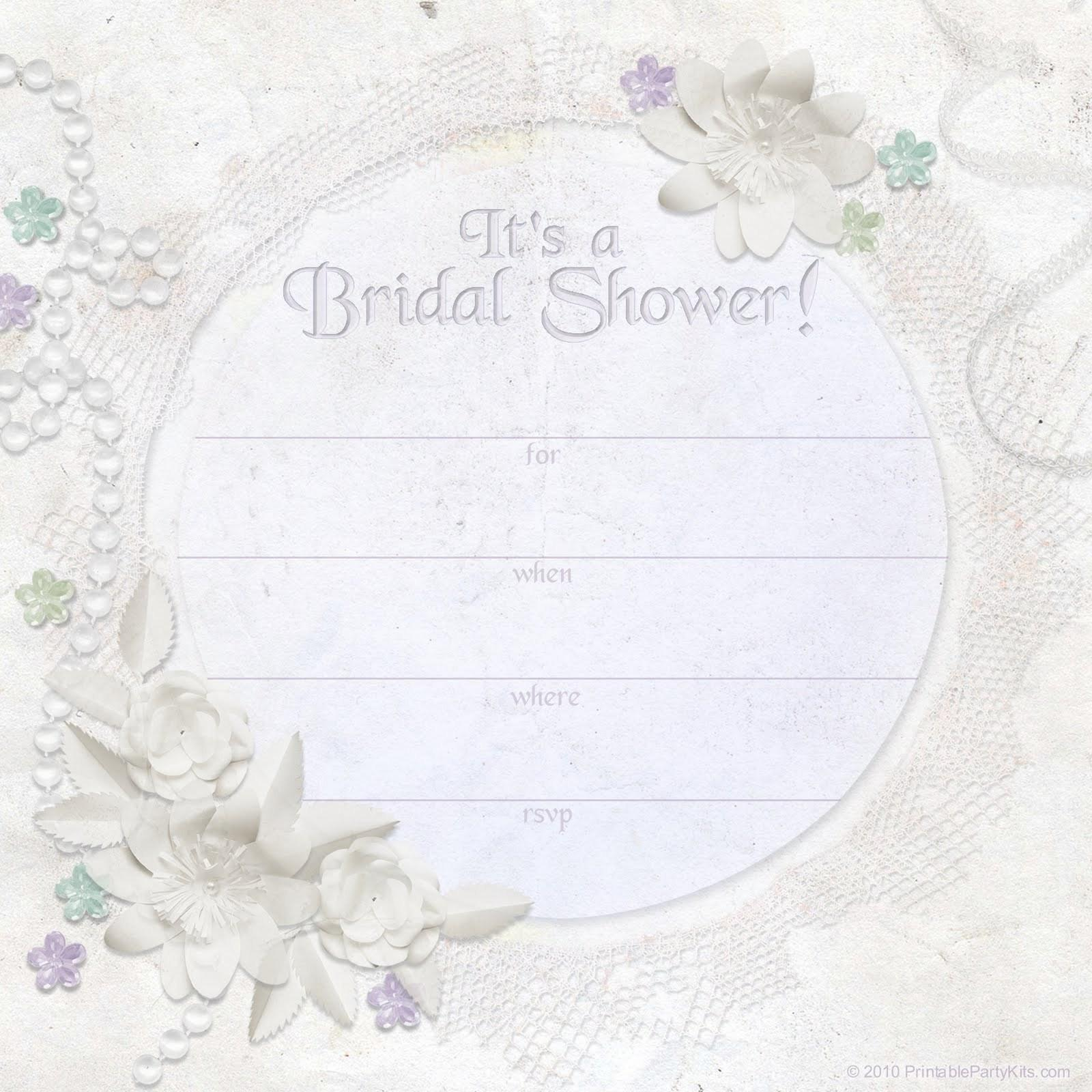 graphic about Free Printable Bridal Shower Invitations Templates referred to as Absolutely free Printable Bridal Shower Invites Templates