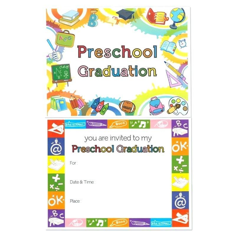 Free Printable Templates For Graduation Invitations
