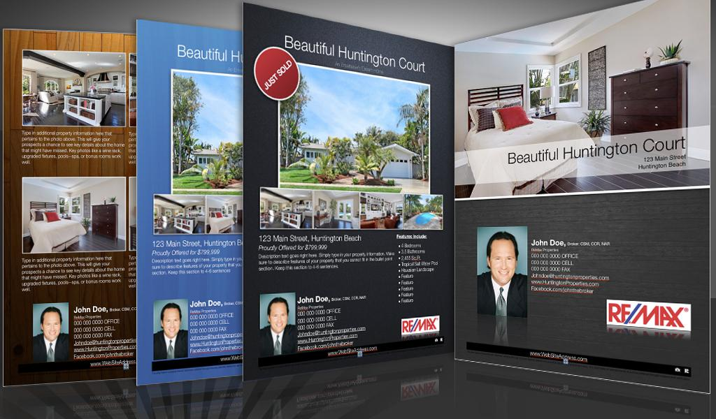Free Real Estate Open House Flyer Templates