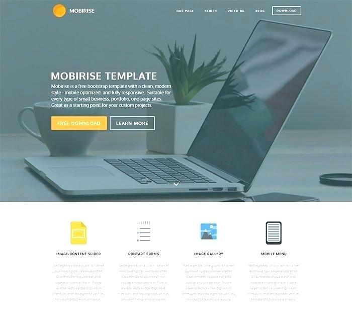 Free Responsive Html5 Templates For Business