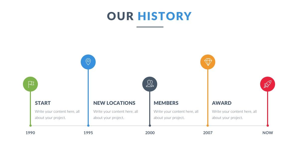 Free Roadmap Powerpoint Presentation Templates